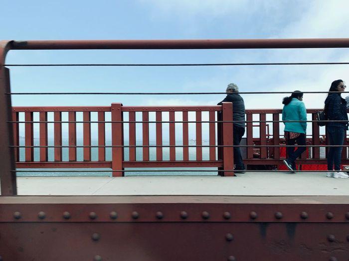 Railing Sky