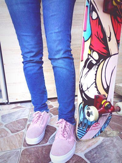 vans... Cali Patineta Skateboarding Koaj Valle Asuszenfone3 Skate Modern New Jeans First Eyeem Photo Fashion Stories