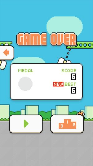 Haha my best! Swingcopters xD