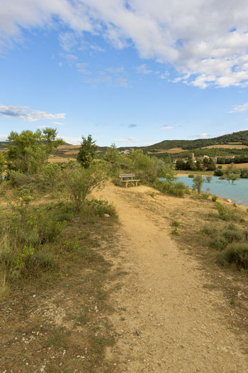 Alloz Beauty In Nature Cloud - Sky Clounds  Day Grass Lake Landscape Nature Nature Navarra No People Non-urban Scene Outdoors River Scenics Sky SPAIN The Way Forward Tranquil Scene Tranquility Tree Water