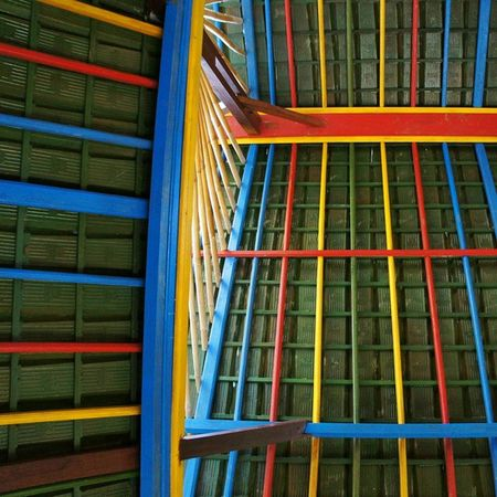 Colors... Travel Ubud Bali INDONESIA architizer architecture archilovers archlovers archdaily art roof roofstructures ceiling cantikaspa