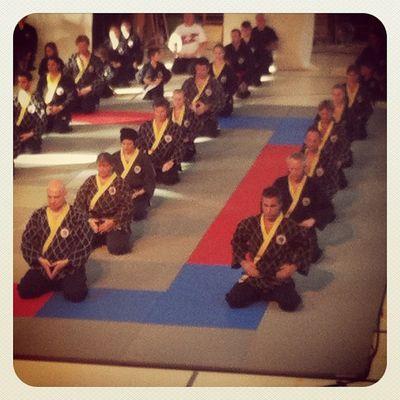 Impressions from Shinson Hapkido Summercamp Martialart Sshkd Cham Sola camp