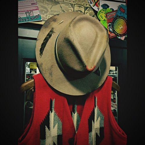 Custom Hat Ortega's Chimayo Vest