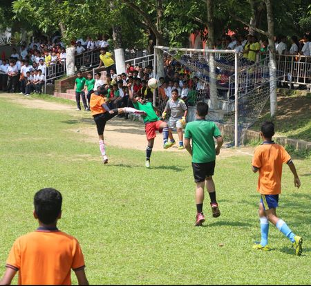 Eye4photography  EyeEm Gallery Football Game Footballmatch Footballplayer  Footballislife Enjoying The Moment Enjoying Myself ....inter class final match ....boys are simply crazy for football 😍👍✌👌 just wanted to share with you my friends
