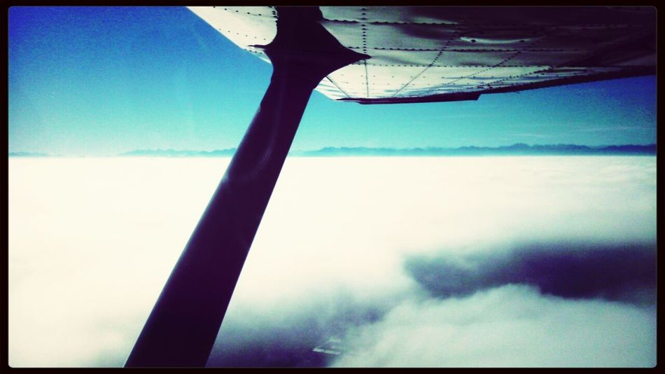 Up In The Air Aboveandbeyond The Alps Over The Rainbow