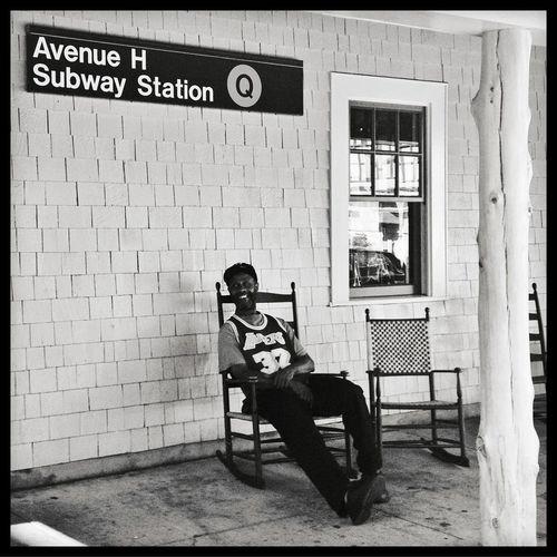 Subway Station Streetphotography Subway Black And White