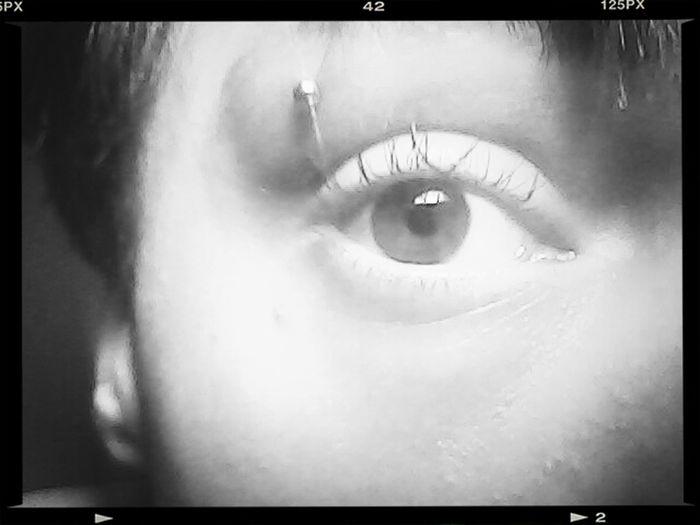 My Beautiful Eye And Piercing