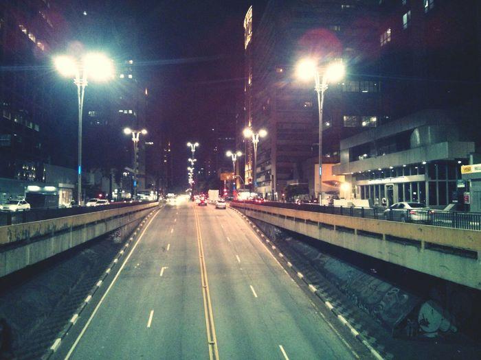 Streets of São