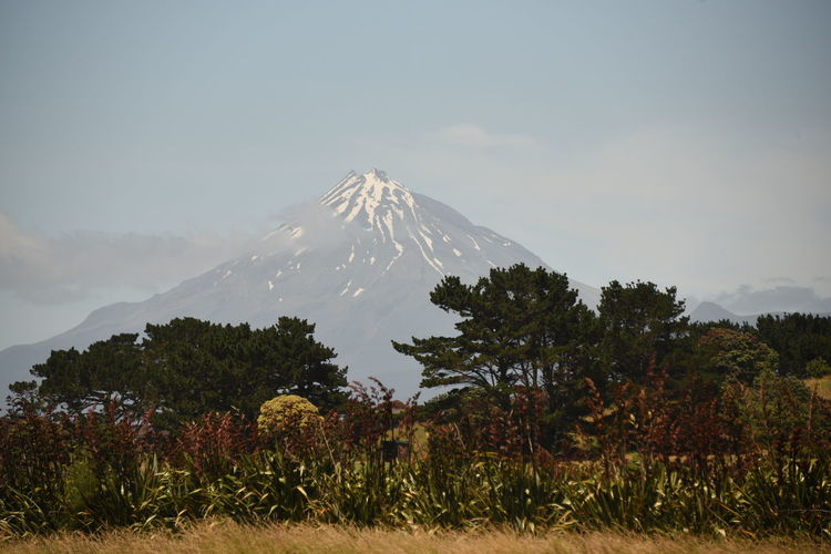 New Zealand New Plymouth Sightseeing Neuseeland New Zealand Travel Photography Mt. Taranaki Volcano Vulkan