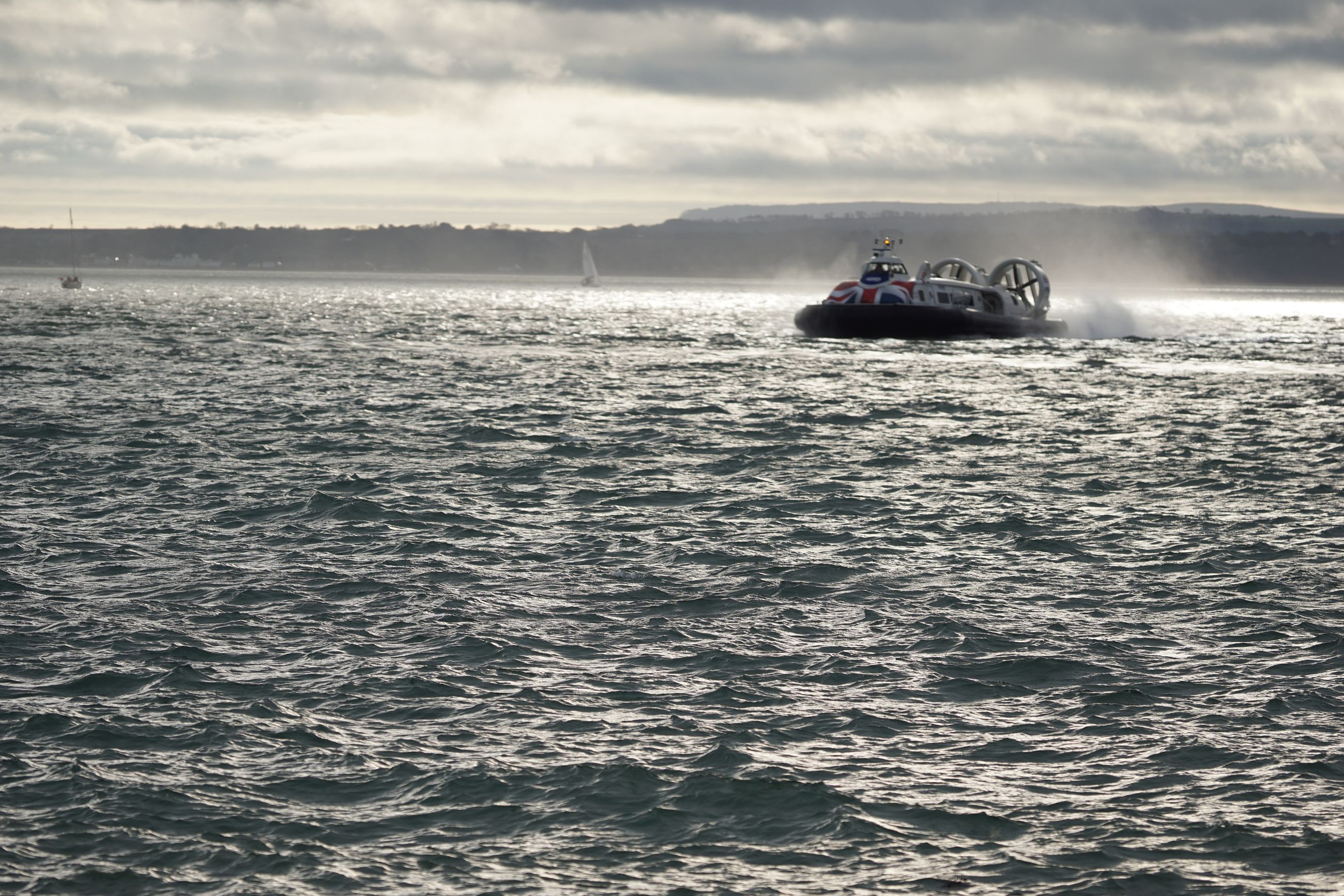 water, mode of transportation, transportation, waterfront, nautical vessel, sea, sky, travel, scenics - nature, nature, cloud - sky, beauty in nature, motion, sailing, day, on the move, outdoors, journey, wave pattern