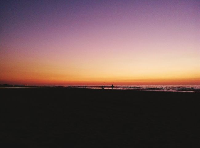 Sunset HARI Sea Onelove♥