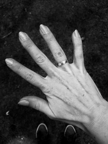 Human Body Part Human Hand Only Women Outdoors Hand EyeEm Best Shots EyeEm Gallery Eye4photography  Taking Photos Popular Photos Showcase:July Beliebte Fotos Showcase: July Black And White Collection  Black&white Black And White EyeEm Best Shots - Black + White Black And White Photography Week On Eyeem
