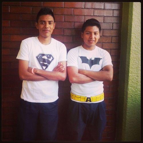 Superman Miamor Batman Miamigizpoly Instamoment school instavintage obviomicrobio amigos ayyaequisde
