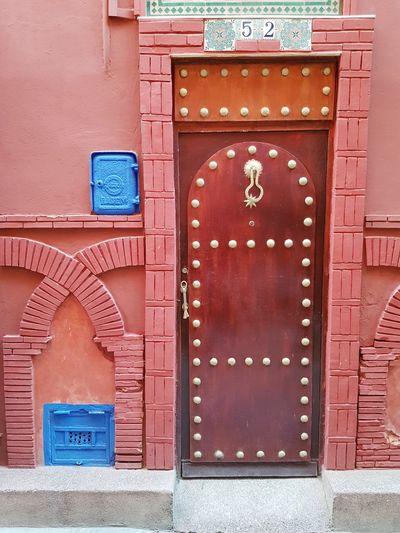 Door in
