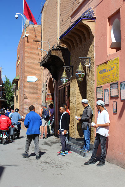 Architecture Group Of People Building Exterior Built Structure City Men Real People Street Adult People Lifestyles Building Walking Group Outdoors City Life Marrakech Marrrakesh Hamamatsu Morocco Street Photography Pedestrian Citizenship Inhabitants Moroccans