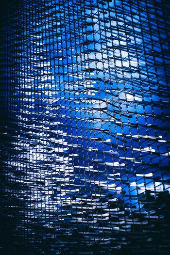 20170701 - Gate Blue Color Entrance Entrance Gate Entrance Portal Entrance To Paradise Entrances Gate Gates Lance Backgrounds Blue Blue Sky Blue Sky And Clouds Bluesky Close-up Day Entrance Area Entrance Door Entranceway Full Frame Gateway Indoors  No People Pattern Sky
