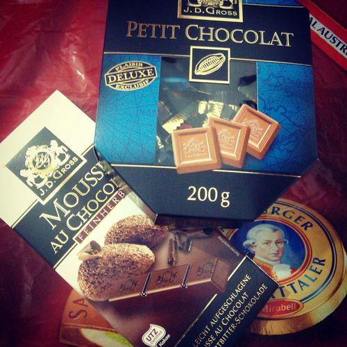 Hi! Chocolate♡ Iloveit Happy Moments Yummydelicious Brazil That's Me Feinherb