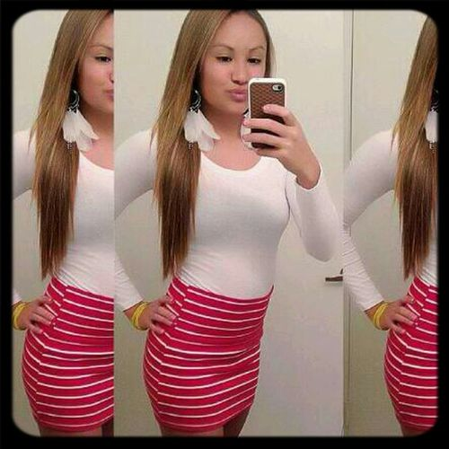Follow this gorgeous girl @mikelamanewa , such a beauty