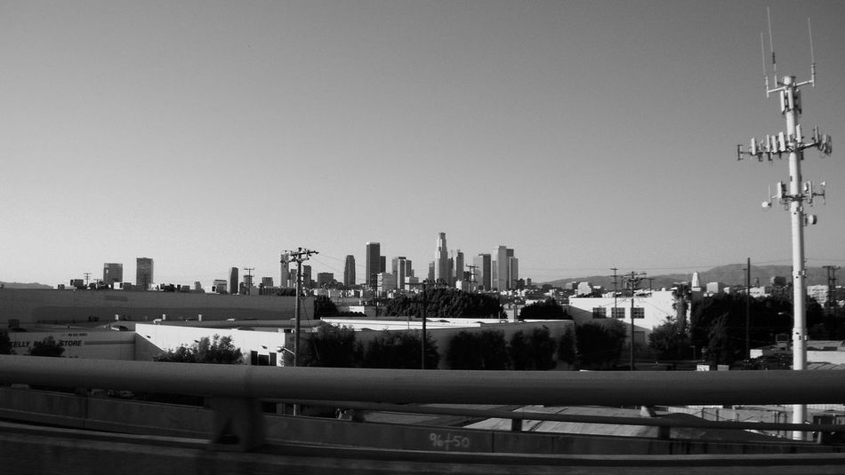 3-3-12 Los Angeles Los Angeles, California Lostsouls Black And White