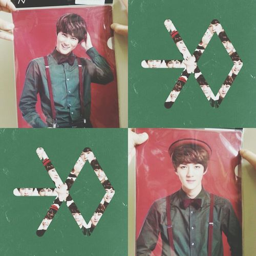 Excitement♥ EXO Miracles In December Happy Love