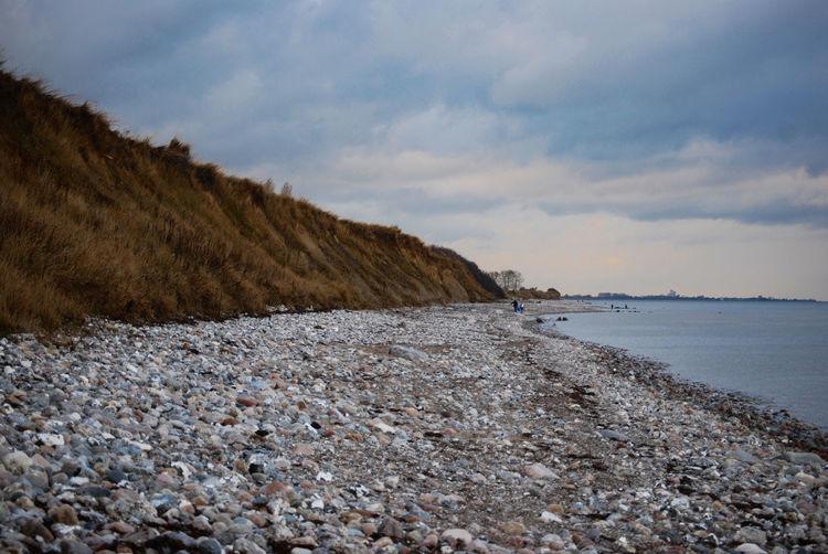 Cloud - Sky Sky Water Sea Beach Land Rock Nature No People Deutschland Germany GERMANY🇩🇪DEUTSCHERLAND@ Germany🇩🇪 Schleswig-Holstein Kreis Plön Hohenfelde Steilküste Baltic Sea Baltic Sea Germany