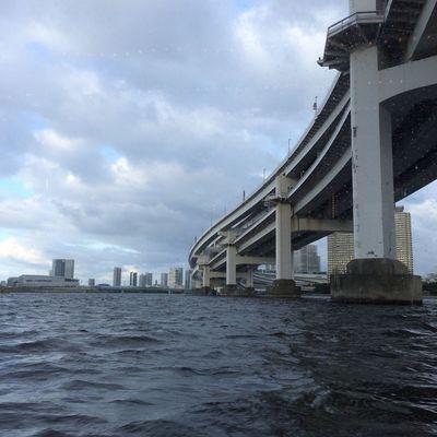 Tokyo cruise daiba - asakusa