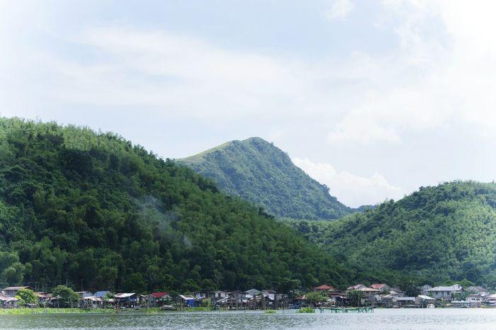 Mountain Lake Outdoors Mountains Eyeem Philippines Phmountains Tagapo Lagunalake