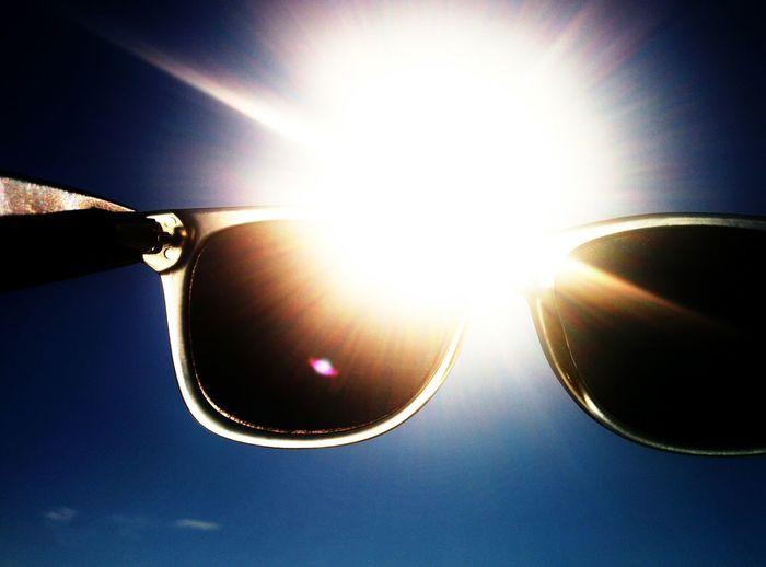 Sun Sun Blast Glasses :) Summer