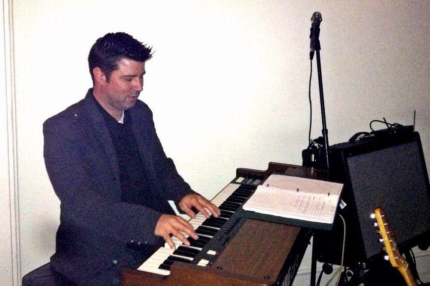 That's Me Live Music HAMMOND ORGAN Keyboard