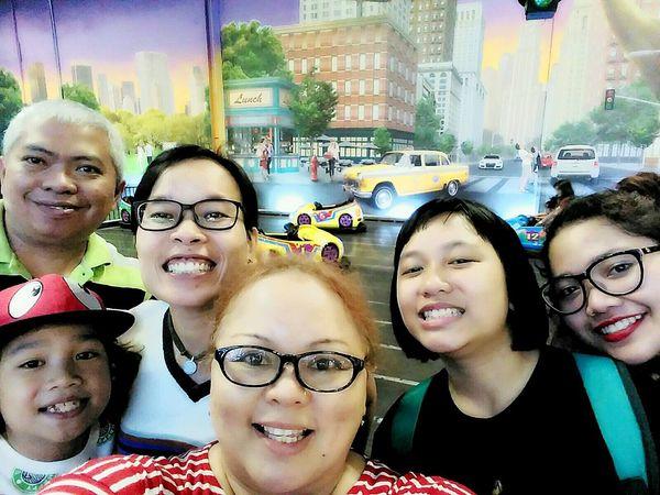 Happy Family! ❤ Transmart Jakarta, Indonesia