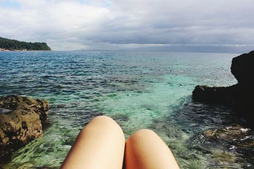 Vacations Sea Relaxation Water Beauty In Nature Travel Destinations Outdoors Beach Nature MermaidLife Vaccations Mermaidwanders Happiness Freedom Mermaid Life The Great Outdoors - 2017 EyeEm Awards Go Higher