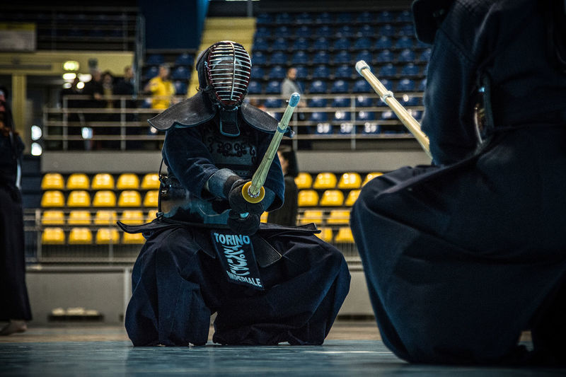 Kendo fighter Fight Kendo Martial Arts Shinai Combat Fighter Kendosphotography Martialart Sword