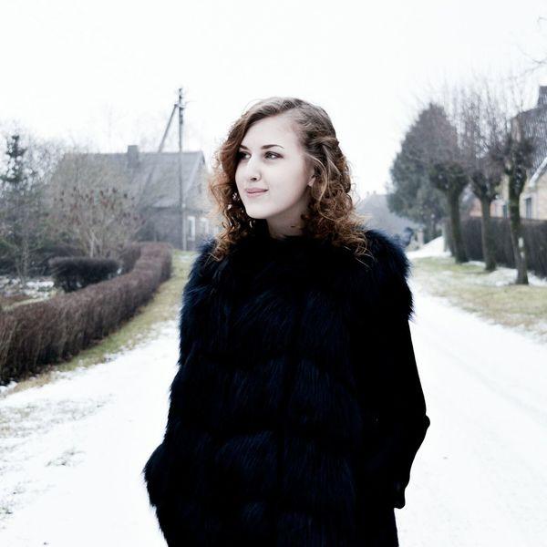 #wintergirl #fashion Portrait Adult