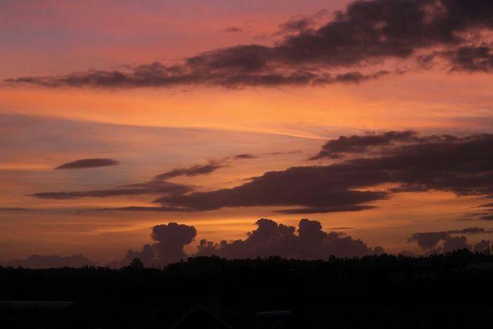 Puesta de sol Puesta Del Sol Sunset