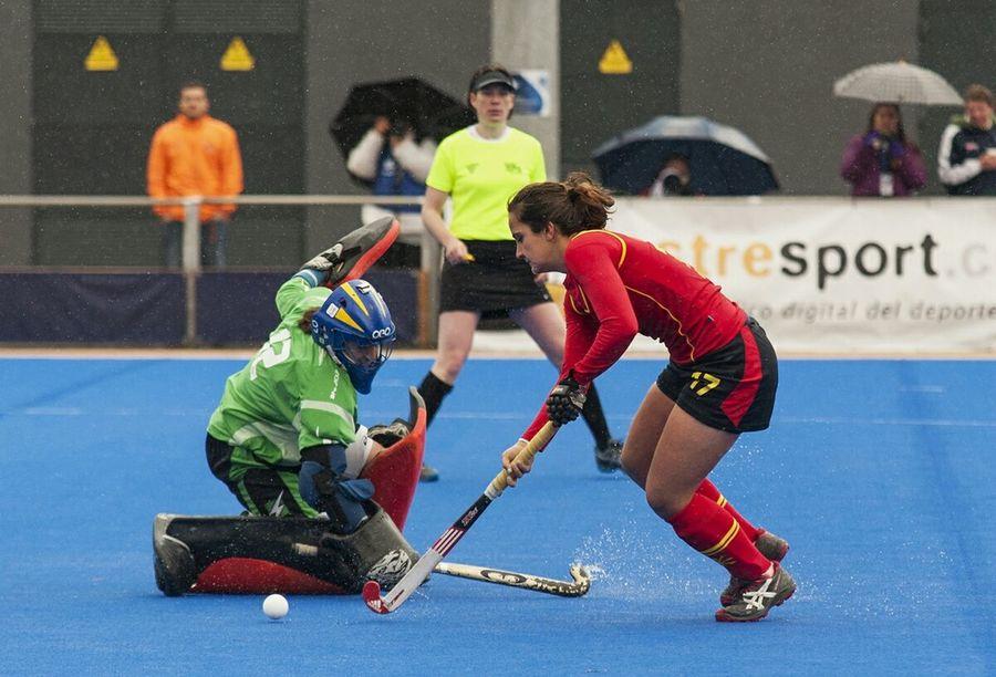 Hockey Field Hockey Hockey World League Woman Sport Sports Photography Hockey Hierba Field Hierba Deporte Rain Lluvia SPAIN España València Betero FIH