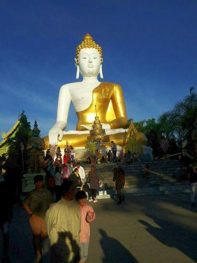 Pha That Doi Kam Temple First Eyeem Photo