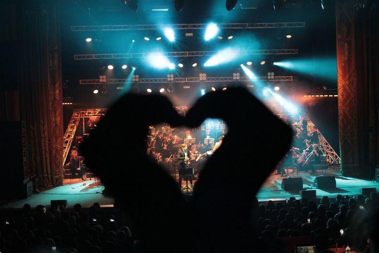 Concert Song Fan Love Song