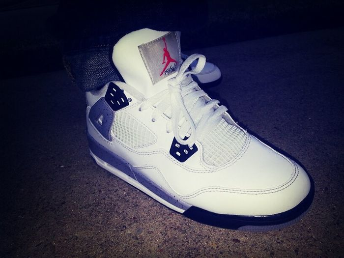what I was wearing today ♥ -Retro 4' :)