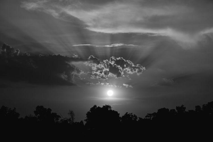 SUNSET,monotone