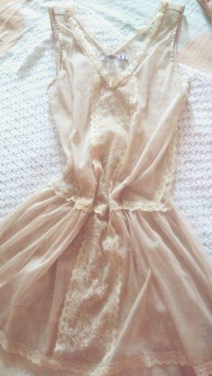 Lace - Textile Wedding Dress Close-up