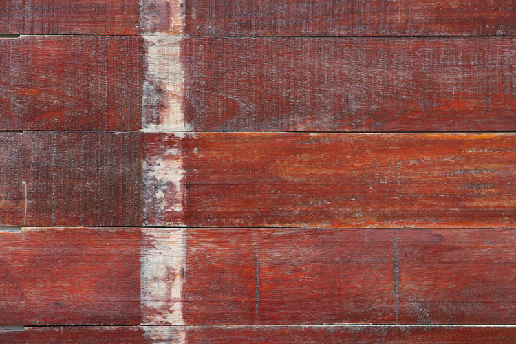 old wooden surface cracked with natural pattern Full Frame Backgrounds Wood - Material Textured  Pattern No People Brown Red Close-up Wall - Building Feature Weathered Day Old Wall Built Structure Brick Wall Architecture Outdoors Brick Wood Wood Grain