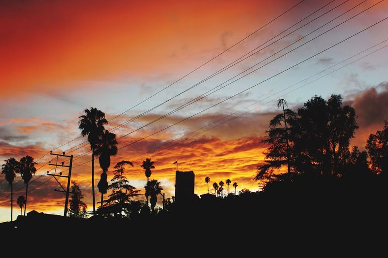 I want to see you everyday like sunset after sunset Pixxzo Sunset From My Point Of View Light And Shadow Webupload Cityscapes EMount Los Angeles, California Sony A6000