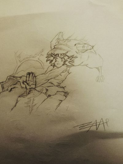 Memories From My Point Of View Zaap'sdraws Drawing Wakfu