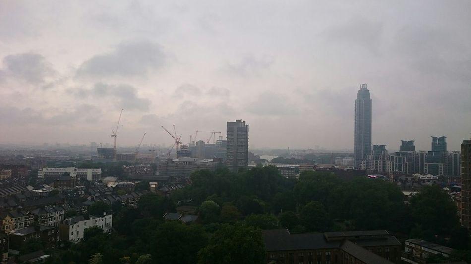 Landscape_photography Sky_collection London Summertime Raining City