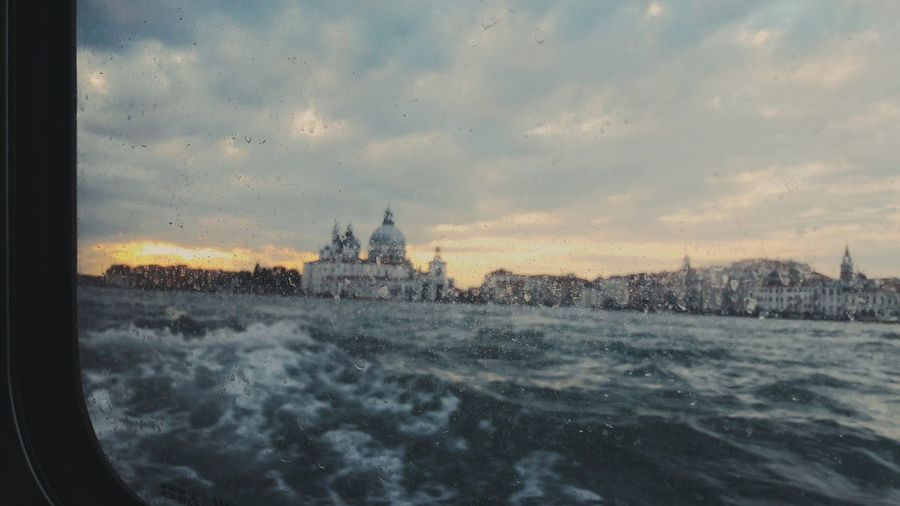 Venice, Italy Sky Skyporn City Italy Sunset Sun Venezia