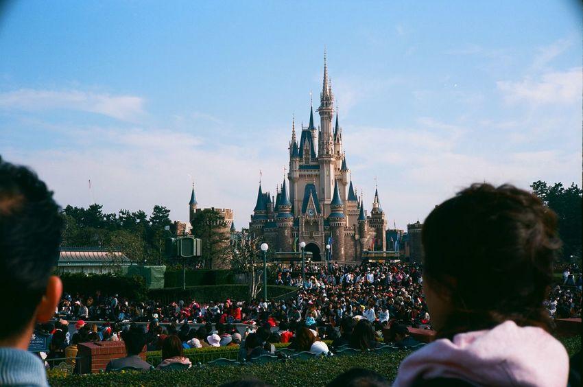 Kodak Kodak Ektar 100 Tokyo Disneyland Yashica Film Photography Filmcamera Yashica Electro 35 GT