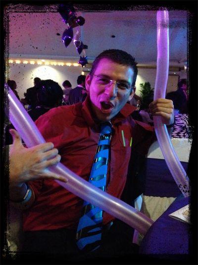 Boda!!!! Boda Party Scream Fluorescent