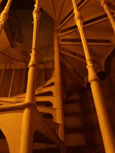 Climbe up to the stars 🌟☄ Steps Spiral Staircase Architectural Column *.*