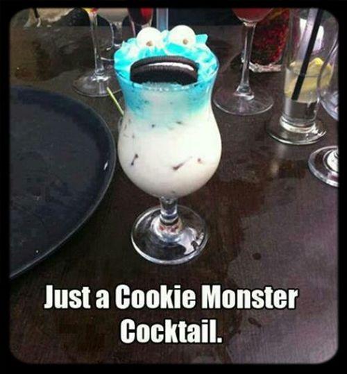 Foood!!! Yummy Summer Oreo Monster