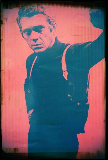 Cool Stars Steve McQueen